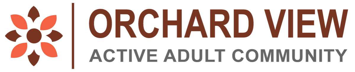 logo for Orchard View Apartments